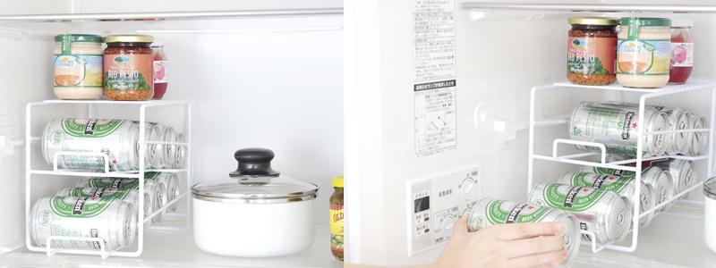 缶ストッカー | 缶ホルダー